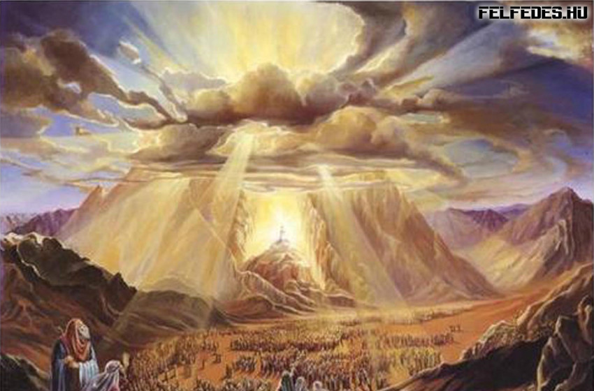 bible-archeology-exodus-mt-sinai-sinai-drawing