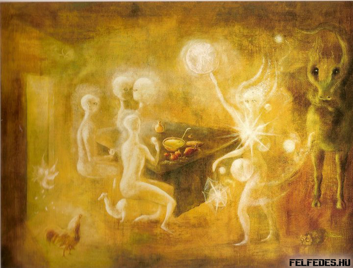 Leonora Carrington - Tutt'Art@ - (62)-felfedes.hu