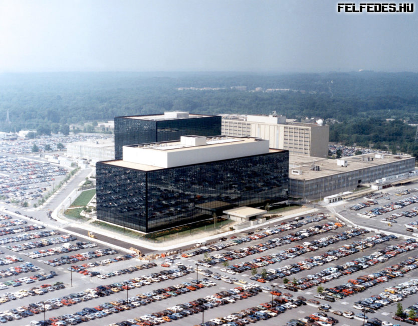National_Security_Agency_headquarters,_Fort_Meade,_Maryland-felfedes.hu